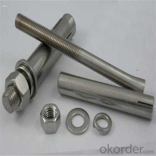 Sleeve Anchor Best Seller with High Quality,Made in China ,Hot Sale Anclor