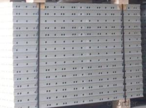 Whole Alumimum Panel for Wall and Slab Formwork
