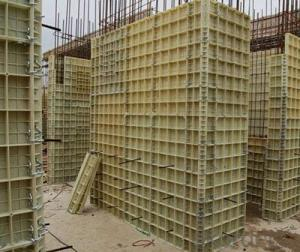 Steel Formwork for Skyspare Export to Indonesia