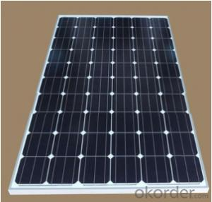 Monocrystalline Solar Panels for 255W Series
