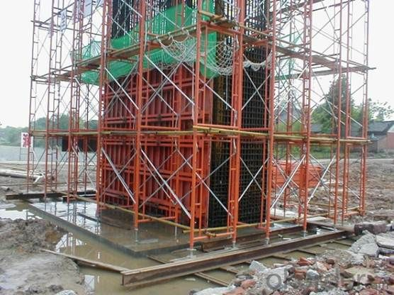 Chinese Market Timber Beam formwork for Construction Building