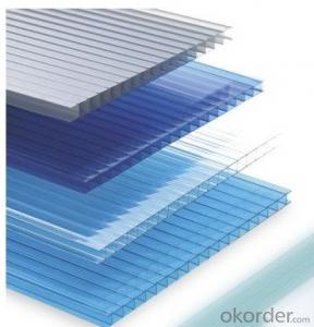 Transparent Polycarbonate Panel for Your Sun Roofing