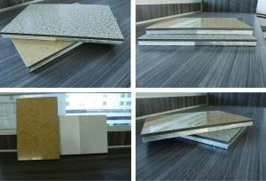 Vokes® VIP Deco, Vacuum Insulation Panel with Decoration