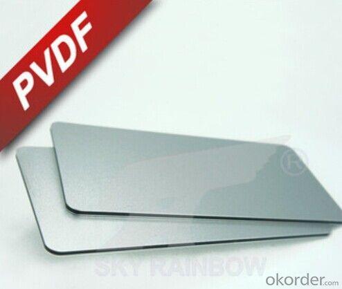 PVDF Aluminum Composite Panel for Building Decorative