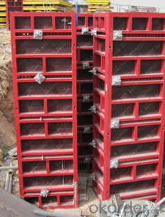 Steel Frame Formwork with High Standardized System