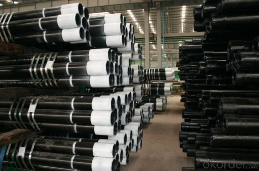 Seamless Steel Pipe With SCH40/80/STD Factory Price And High Quality