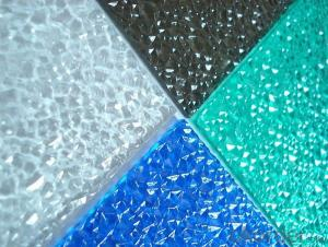 Embossed Solid Polycarbonate Sheet,PC Sheet