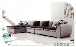 Modern Design Living Room Wooden Sofa Set