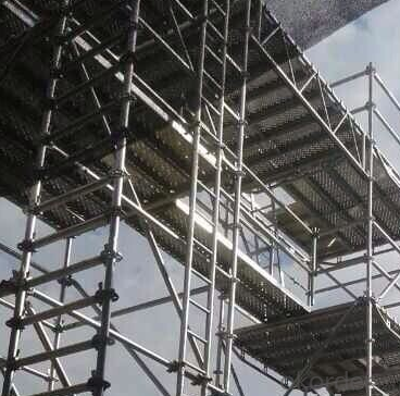 Galvanized Ringlock Scaffolding System with EN12811 CNBM