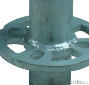 Ringlock Scaffolding System-Base Collar with top quality CNBM