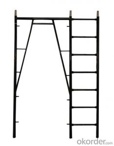 Snap on Lock Series Frame Scaffolding with Steel Q235 Q345 CNBM