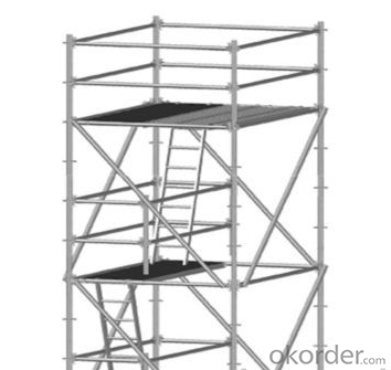 Ringlock Scaffolding System  Galvanized with top quality CNBM