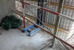 Hydraulic Climbing Protection Panels for  Formwork  in China Market