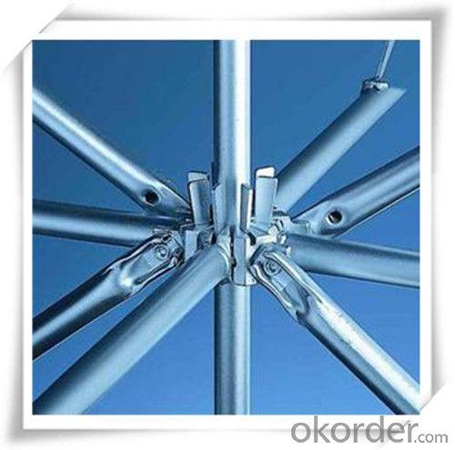 Steel Ringlock Scaffolding Brace/ Bay Brace / Diagonal Brace CNBM