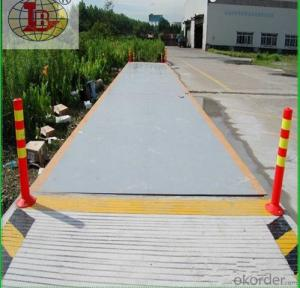 Weigh bridge for warehouse and silo house