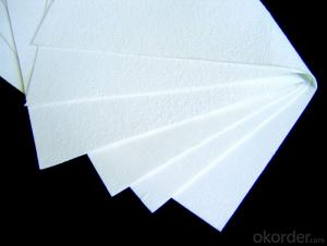 Ceramic Fiber Insulation Paper  STD 1260℃  Furnace Heat Insulation