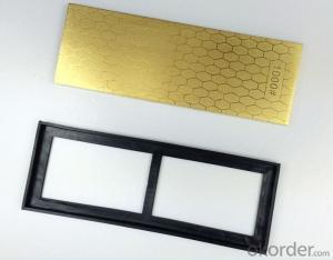 Diamond Grinding Tools of Diamond Sides Scissor Sharpener