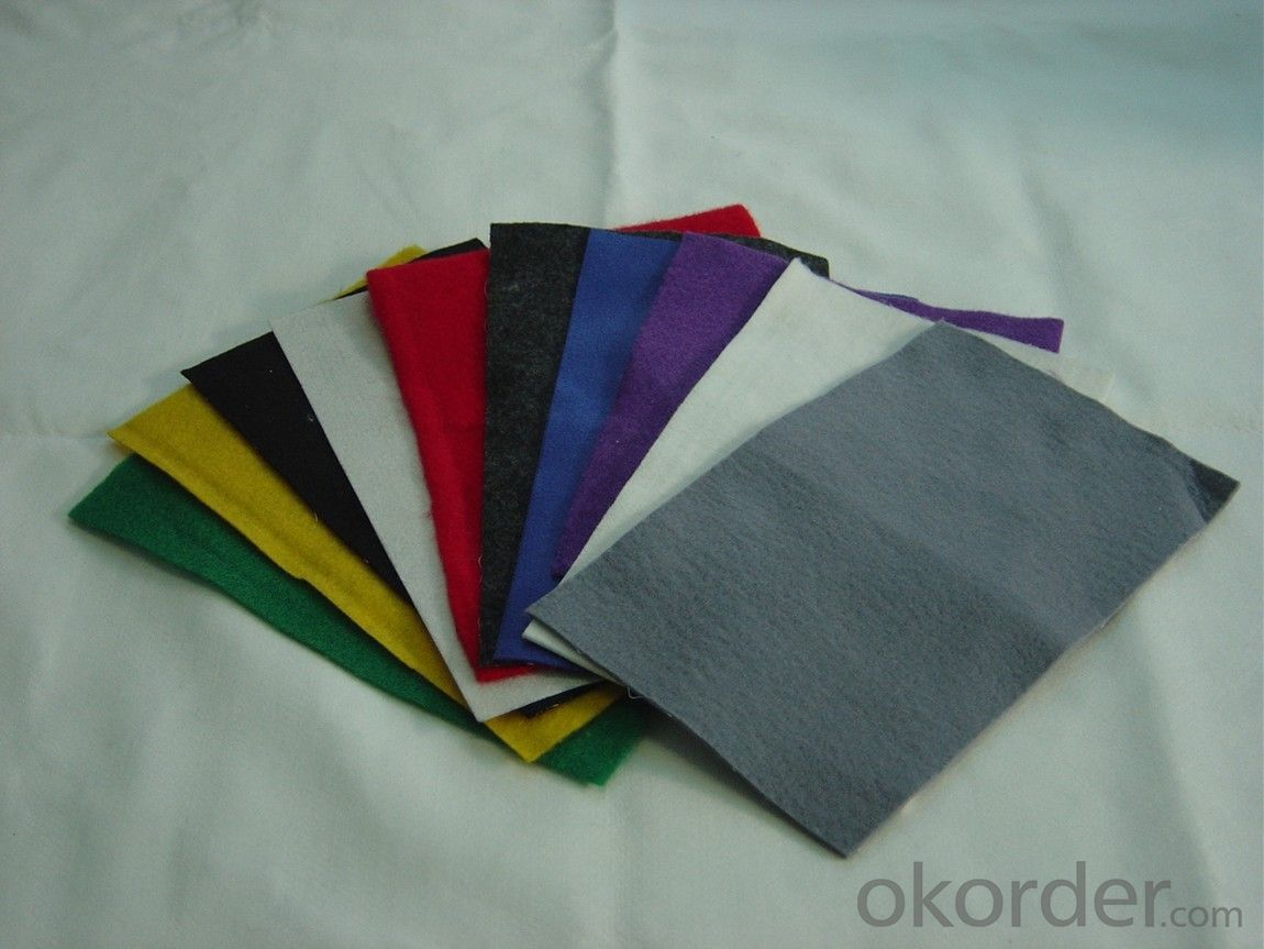 PP Spunbonded Colored Nonwoven Fabric for Suit and Garment Covers