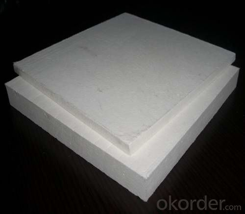 Buy Ceramic Fiber Insulation Board Hp 1260℃ Furnace Heat