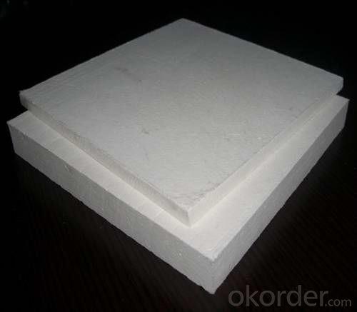 Ceramic Fiber Insulation Board  HP 1260℃ Furnace Heat Insulation