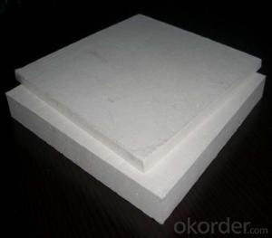 Ceramic Fiber Insulation Board  HP 1260℃ Furnace Heat Insulation