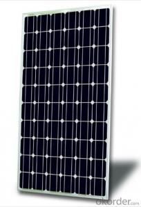 Monocrystalline Solar Panels for 320W Series