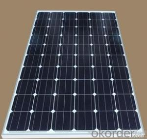 Monocrystalline Solar Panels for 315W Series