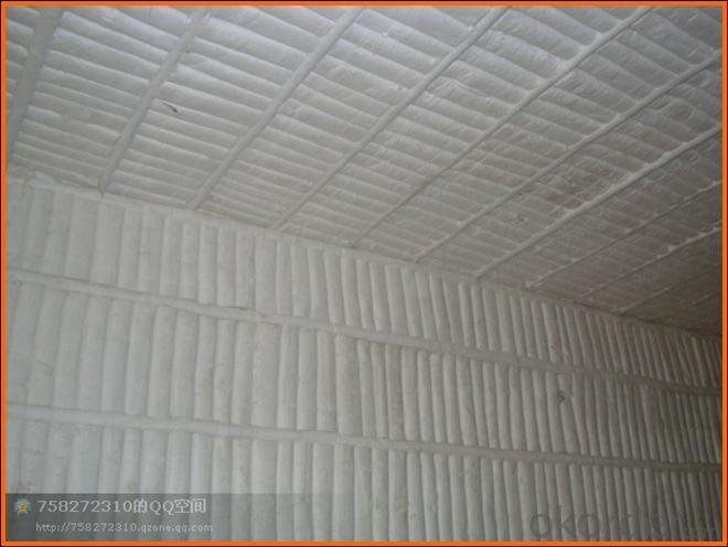 Ceramic Fiber Insulation Module  HA1350 ℃ Furnace Heat Insulation
