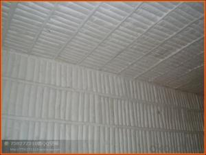 Ceramic Fiber Insulation Module  HZ 1430 ℃ Furnace Heat Insulation