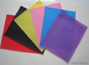 Embossed Spunlace Nonwoven Fabric For Wet Wipes