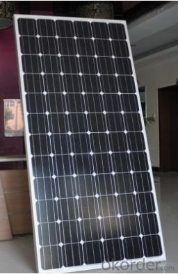 Monocrystalline Solar Panels for 300W Series