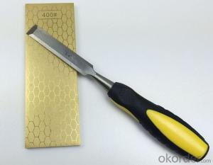 Ti-coated Diamond Stone for Professional Knife Sharpening