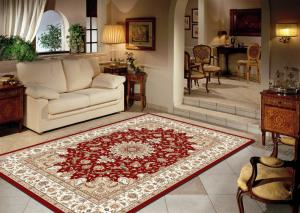 Hot Sale Wilton Carpet and Rug Cut Pile wih Persian Design