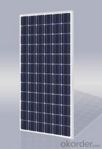 Monocrystalline Solar Panels for 310W Series