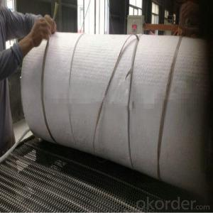 2300℉ Ceramic Fiber Blanket Manufactured by the Spun Process