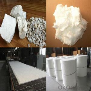 2300℉ Grade Alumina-Silica Ceramic Fiber Blanket, 8 lb/ft³(128 kg/m³)