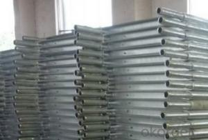 Steel Ladder Beam for roof using CNBM