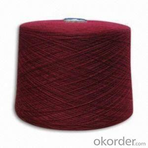 Plastic Acrylic Nylon Yarn Colorful Dyed DTY