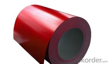 Prepainted Galvanized Corrugated Plate  in China