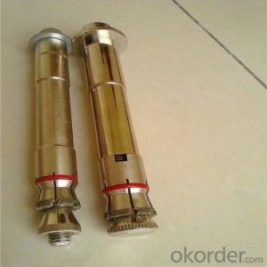 Sleeve Anchors Expansion Bolt Better Use and High Quality Made in China