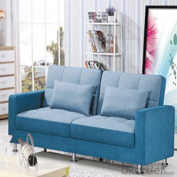 Sofa Sleeper with Folding Backs Two Seats
