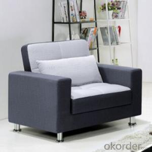 Sofa Sleeper with Leather or Fabric Cover