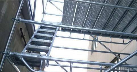 Steel Board Bracket Ringlock Scaffold CNBM