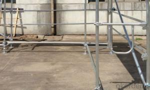 Speedy Scaffolding Steel System with layher standard CNBM