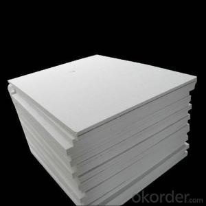 Refractory Ceramic Fiber Board, 2460℉ for Fireplace
