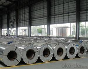 Cheap Hot-dip Zinc Coating Steel  JIS G3302  China