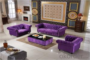 2014 Modern Design Chesterfield Sofa Replica