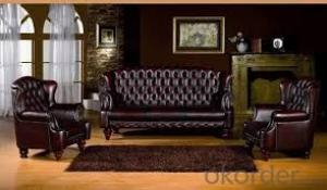 Modern Design Fabric Chesterfield Sofa Furniture