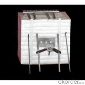 Ceramic Fiber Module ISO9000 Furnace Refractory