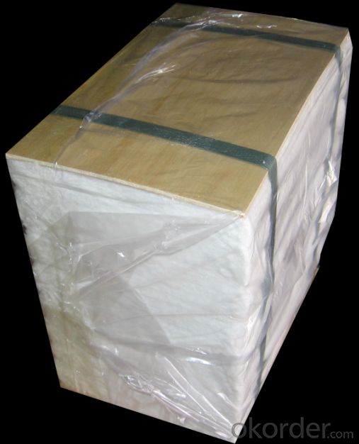 Ceramic Fiber Module for Industrial Furnace Insulation